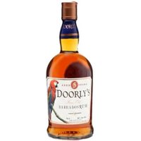 Doorlys - Gold 5 Year Old 70cl Bottle - Gold Gifts