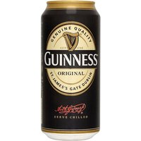 Guinness - Original 24x 500ml Cans - Guinness Gifts