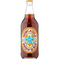 Newcastle Brown Ale 12x 550ml Bottles - Newcastle Gifts