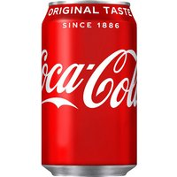Coca Cola 24x 330ml Cans - Thedrinkshop Gifts