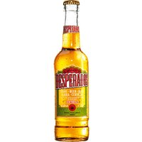 Desperados - French Tequila Flavoured Lager 24x 330ml Bottles - Lager Gifts