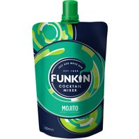 Funkin Single Serve Mixer - Classic Mojito 120g Pouch - Mojito Gifts