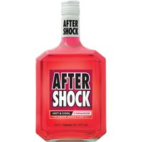 Aftershock - Hot & Cool Cinnamon 70cl Bottle - Cinnamon Gifts