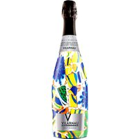 Vilarnau - Brut Reserva With Limited Edition Gaudi Sleeve 75cl Bottle - Wine Gifts
