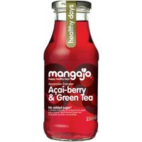 Mangajo - Acai Berry & Green Tea 250ml Bottle - Green Tea Gifts