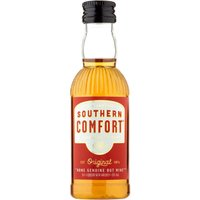 Southern Comfort - Miniature 5cl Miniature - Comfort Gifts