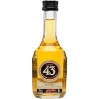 Licor 43 - Cuarenta y Tres Miniature 5cl Miniature - Thedrinkshop Gifts