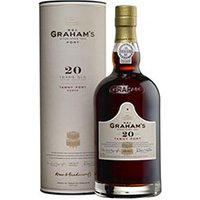Grahams - 20 Year Old Tawny 75cl Bottle - Wine Gifts