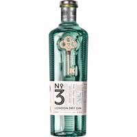 No.3 - London Dry Gin 70cl Bottle - London Gifts