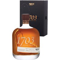 Mount Gay Rum - 1703 70cl Bottle - Gay Gifts