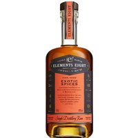 Elements Eight - Spiced Rum 70cl Bottle - Rum Gifts
