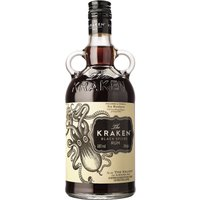 Kraken - Black Spiced Rum 70cl Bottle - Rum Gifts