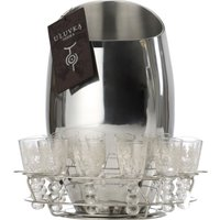 Uluvka - Luxury Ice Bucket & Glasses Accessories - Alcohol Gifts