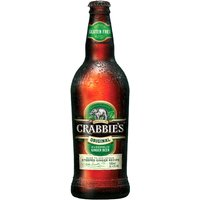 Crabbies - Cloudy Ginger Beer 70cl Bottle - Beer Gifts