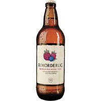 Rekorderlig - Wild Berries Premium Cider 8x 500ml Bottles - Cider Gifts