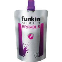 Funkin Single Serve Mixer - Bramble 120g Pouch - Drinks Gifts