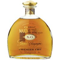 Maxime Trijol - XO Grande Champagne Decanter 70cl Bottle - Alcohol Gifts