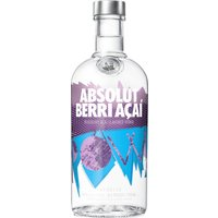 Absolut - Berri Acai 70cl Bottle - Absolut Gifts