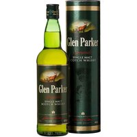 Glen Parker - Single Malt Scotch Whisky 70cl Bottle - Drinking Gifts