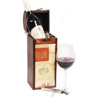 Wine Labels - 1 Bottle Gift Box Single Bottle Gift Box at The Drink Shop
