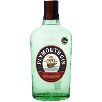 Plymouth - Navy Strength Gin 70cl Bottle - Navy Gifts