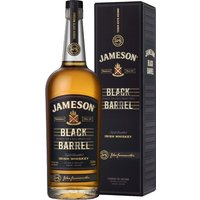 Jameson - Black Barrel 70cl Bottle - Black Gifts