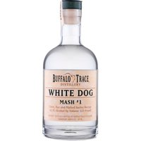 Buffalo Trace - White Dog Mash 1 37.5cl Bottle - Dog Gifts