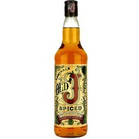 Admiral Vernons - Old J Spiced Rum 70cl Bottle - Rum Gifts