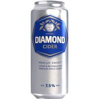 Diamond White 24x 500ml Cans - Cider Gifts