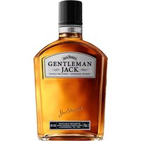 Jack Daniels - Gentleman Jack 70cl Bottle - Alcohol Gifts