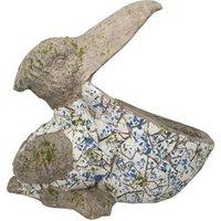 HTI-Line Pflanzgefäß Mosaik Pelikan