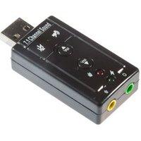 Poppstar externe Soundkarte USB