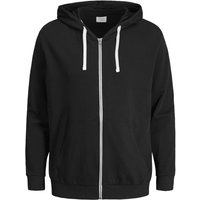 JACK & JONES Lassiges Plus Size Sweatshirt Men Black
