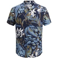 PRODUKT Resort Kurzarmhemd Men Blue