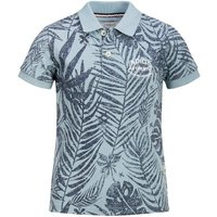 PRODUKT Boys Poloshirt Men Blue