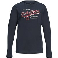 JACK & JONES Boys T-shirt Men Blue
