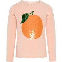 NAME IT Wendepailletten Longsleeve Women Pink