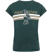 NAME IT Daisy Duck Print T-shirt Women Green