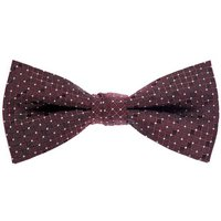 NAME IT Woven Bow Tie Men Red