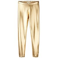 NAME IT Glanz Leggings Women Gold