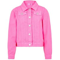 NAME IT Twillweb Baumwoll Jacke Women Pink