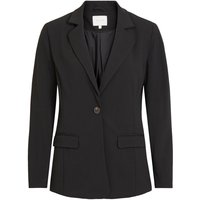 VILA Simple Blazer Women Black
