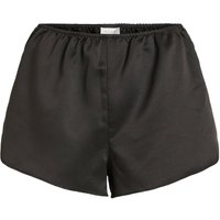 VILA Loose Fit Shorts Women Black