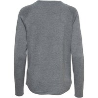 ONLY Basic Knitted Pullover Women Grey