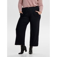 ONLY Curvy Classic Trousers Women Blue