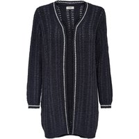 ONLY Loose Cardigan Women Blue