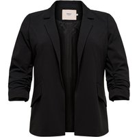ONLY 3/4-armel Curvy Blazer Women Black
