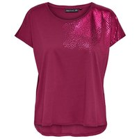 ONLY Loose Fit Trainingstop Women Red