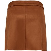 ONLY Suede Look Skirt Women Blue; Brown; White
