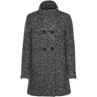 ONLY Boucle Coat Women Grey
